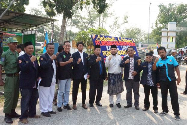 Pelantikan Rtrwlpmk Dan Karang Taruna Talang Mandi